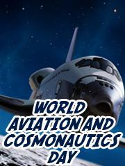 Image result for World aviation and Cosmonautics day 2018
